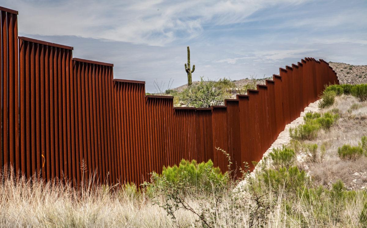 trump border wall progress