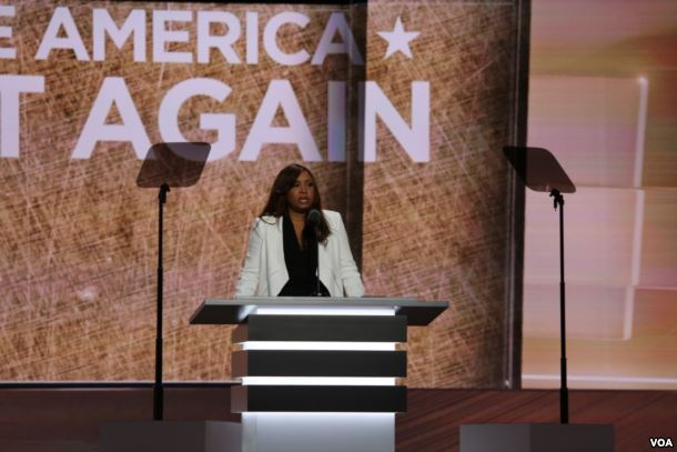 Lynne Patton at the 2016 Republican National Convention