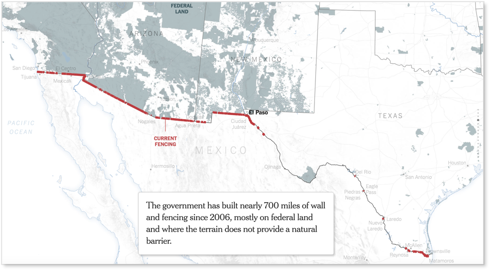 Border Wall Investigation Report: No Plans, No Funding, No ... on united states rail line map, united states european union map, united states transcontinental railroad map, united states fencing map, united states death penalty map, united states oil pipeline map, united states immigration map, united states illegal borders crossings, united states mexico map, united states natural gas pipeline map, united states customs info,