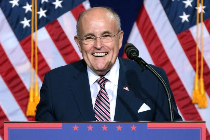 Grupo de Vigilancia Demanda al Departamento de Estado por Documentos Sobre Giuliani-Ucrania