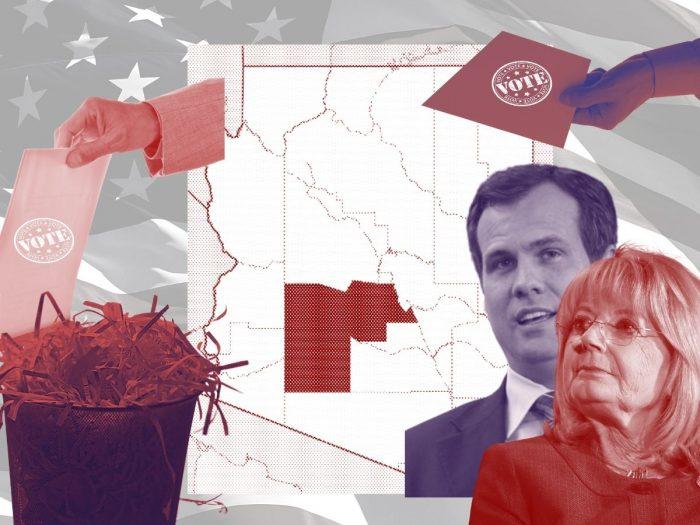La auditoria partidaria del Senado de Arizona de los resultados de las elecciones del condado de Maricopa